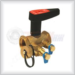 """Балансировочный клапан """"BROEN-Ballorex V"""" с измерительным портом Р/Р"""