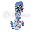 Опросный лист для заказа клапана с электроприводом ARI-STEVI