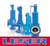Сервисное обслуживание клапанов LESER