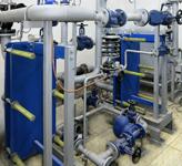 Блоки отопление и ГВС для агропромышленного холдинга