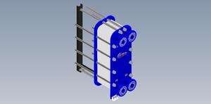 Пластинчатый теплообменник ТПлР S46 IS.01 Воткинск расчет площади теплообменника для твердотопливного котла
