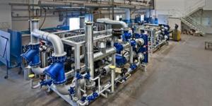 Редукционно-охладительные установки (РОУ, БРОУ)